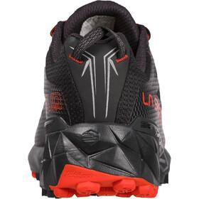 La Sportiva Akyra GTX Buty do biegania Mężczyźni, black/poppy